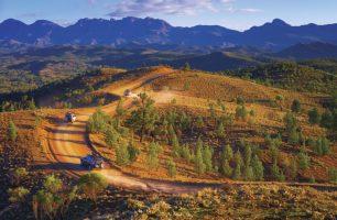 Flinders ranges et Outback