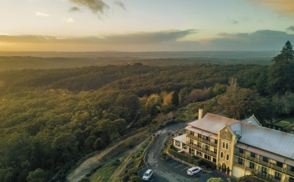 vue Mount Lofty House